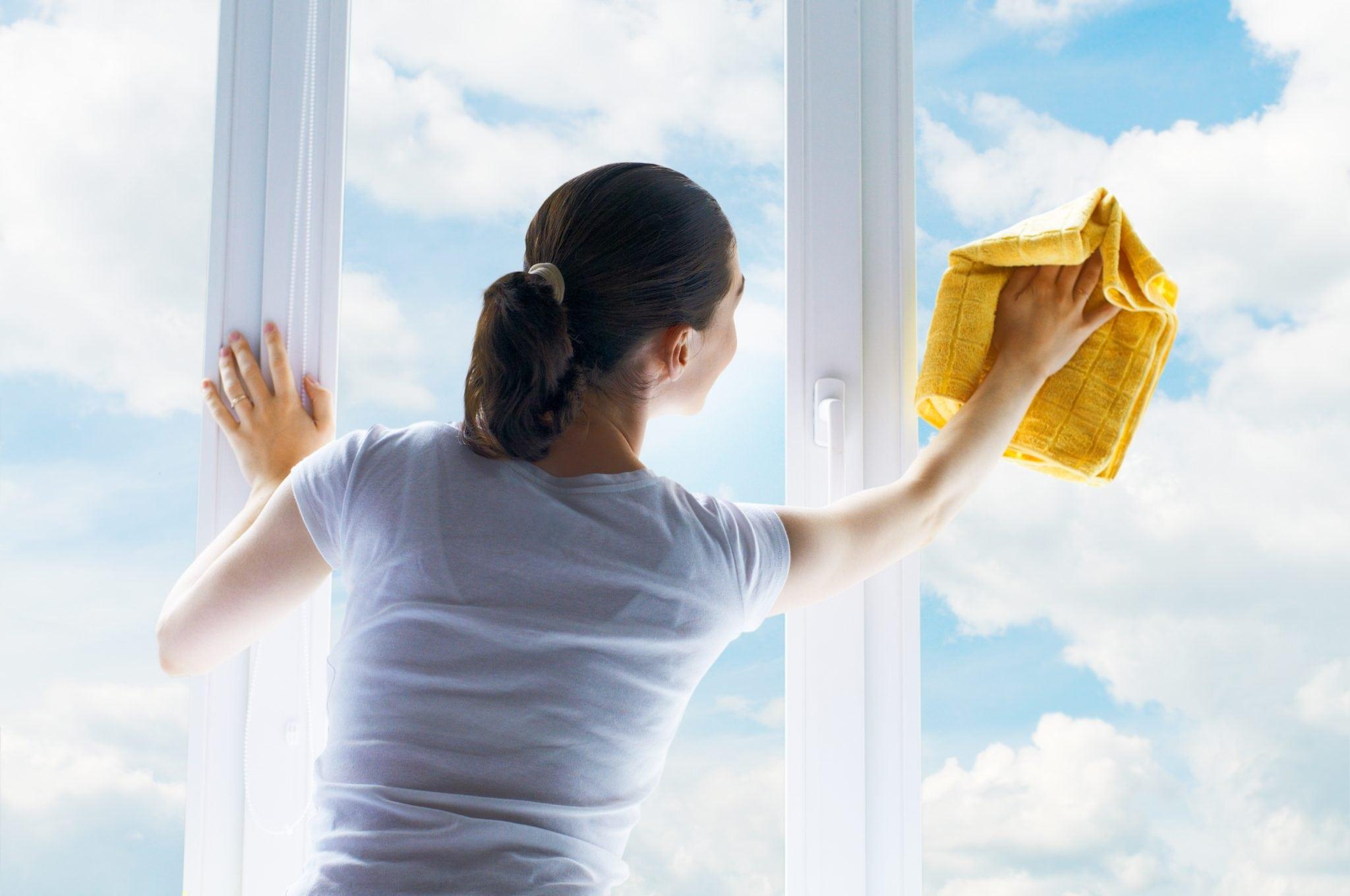 ניקוי חלונות – למשרד