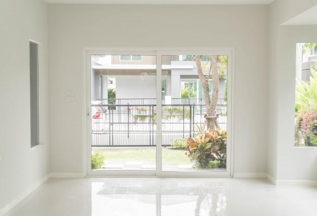 empty-door-living-room-interior-background