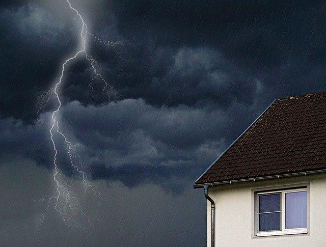 הצפה בבית בעקבות הגשמים